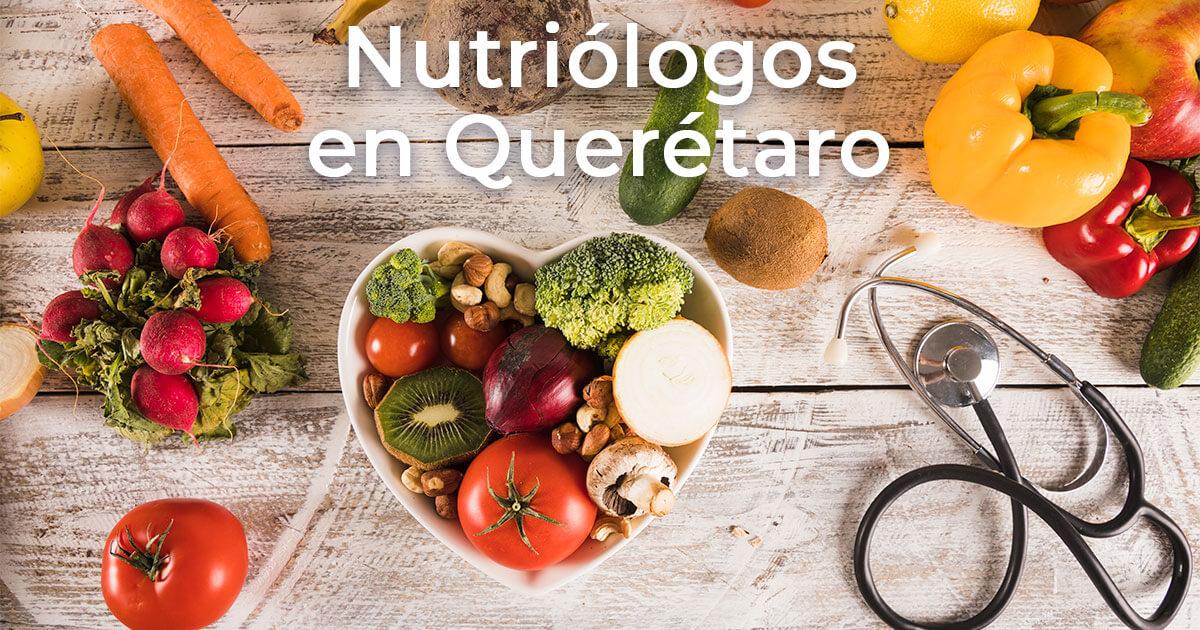 Nutriólogos en Querétaro